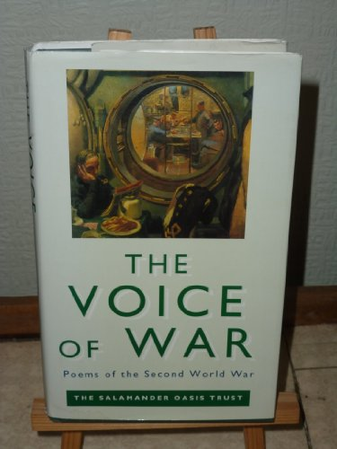 9780718139254: The Voice of War: Poems of the Second World War