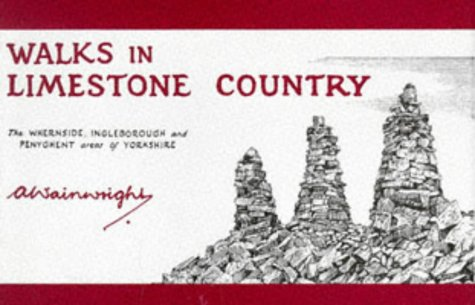 9780718140113: Walks in Limestone Country (Wainwright Pictorial Guides)
