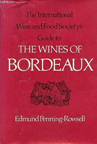 9780718140243: Wines of Bordeaux (Wainwright)