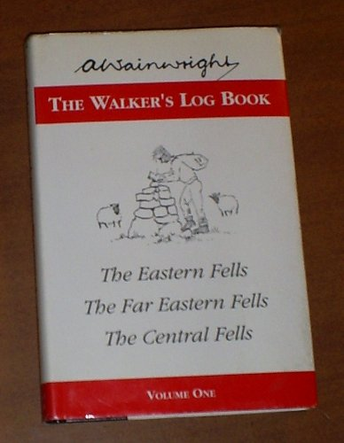 9780718140687: 01 Walkers Log Book (Wainwright Pictorial Guides) (Books 1-3 Vol 1)