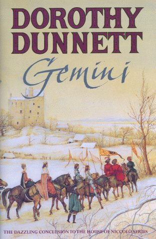 Gemini (signed): DUNNETT, DOROTHY