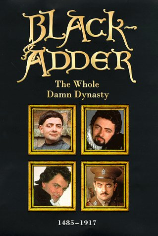 "9780718143725: ""Blackadder"": The Whole Damn Dynasty"
