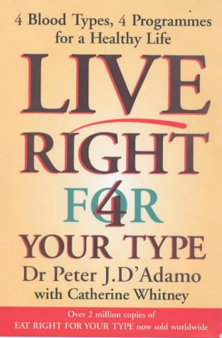 9780718144760: Live Right For Your Type