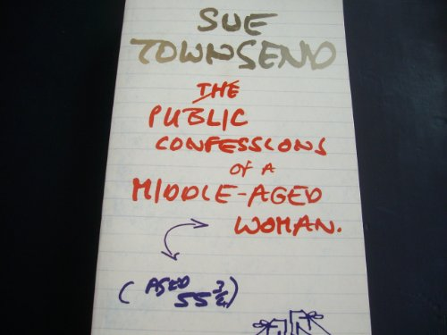 9780718145538: Public Confessions Of A Middle-Aged Woman Aged 55 3/4