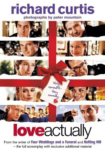 Love Actually (0718146433) by Richard Curtis