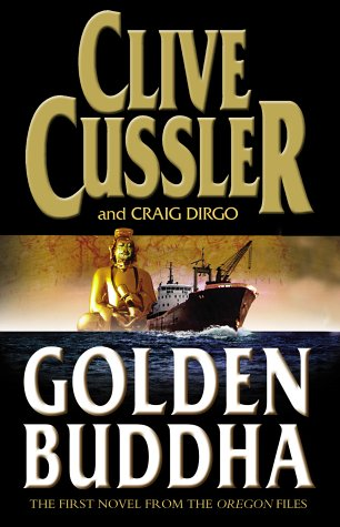 9780718147327: The Golden Buddha (The Oregon Files)