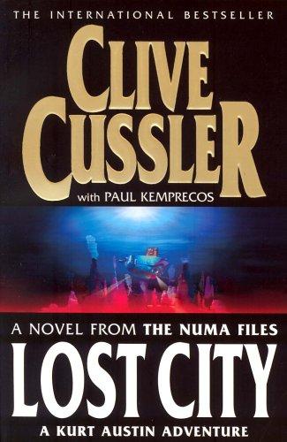 9780718147358: Lost City: NUMA Files #5 (The NUMA Files)