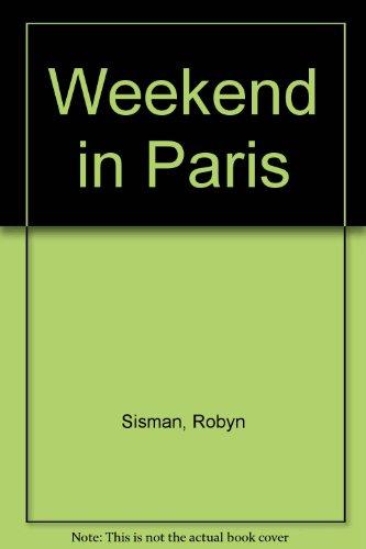9780718147372: Weekend in Paris