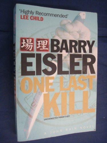 9780718148980: One Last Kill