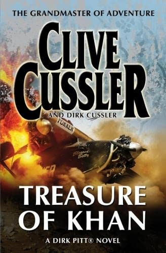 9780718149758: Treasure of Khan: A Dirk Pitt Novel