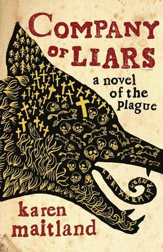 9780718153229: Company of Liars, a Novel of the Plague