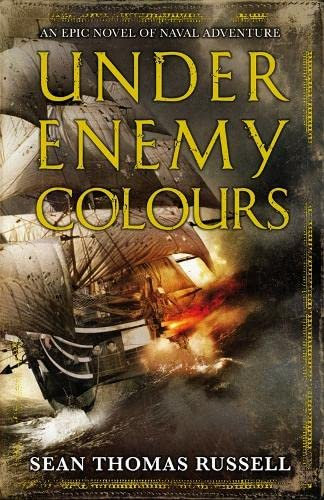 UNDER ENEMY COLOURS - SIGNED & LINED FIRST EDITION FIRST PRINTING.