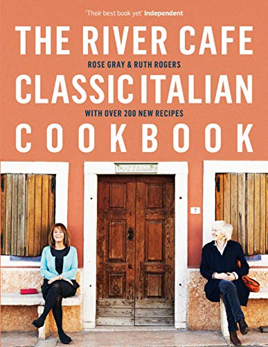 The River Cafe Classic Italian Cookbook Gray,