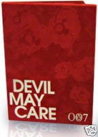 9780718154493: Devil May Care James Bond Limited edition