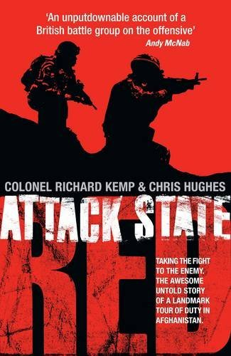 9780718155063: Attack State Red