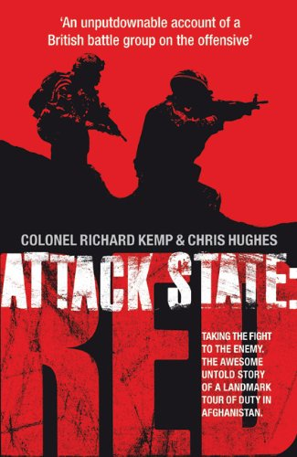 9780718155087: Attack State Red