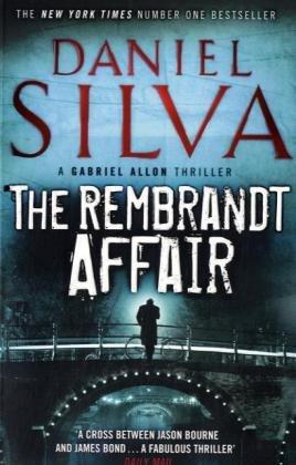 The Rembrandt Affair: Silva, Daniel
