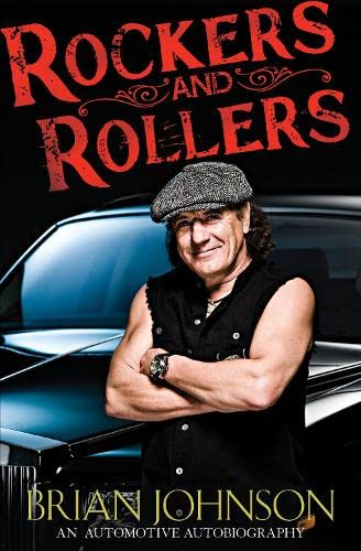 9780718155421: Rockers and Rollers: An Automotive Autobiography