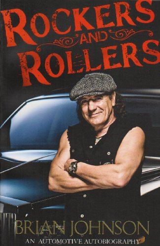 9780718156107: Rockers and Rollers: An Automotive Autobiography
