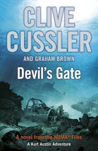 9780718156459: Devil's Gate: NUMA Files #9 (The NUMA Files)