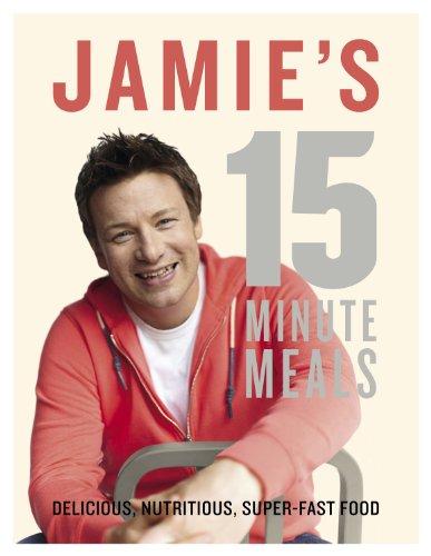 9780718157807: Jamie's 15-Minute Meals