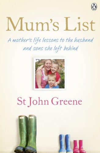 Mum s List (Paperback)