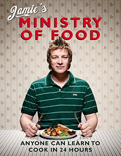 9780718158484: Jamie's Ministry of Food: Anyone Can Learn to Cook in 24 Hours