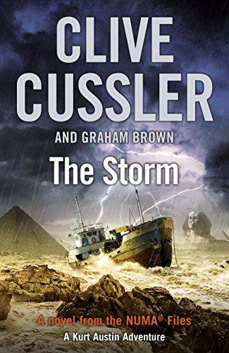 The Storm (Numa Files 10): Clive Cussler