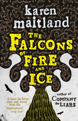 9780718159962: The Falcons of Fire and Ice