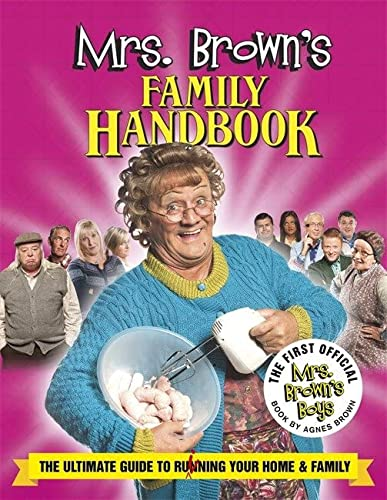 Mrs Brown's Guide To Household Management (0718178343) by Mrs Brown