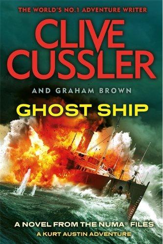 9780718178765: Ghost Ship: NUMA Files #12 (The NUMA Files)