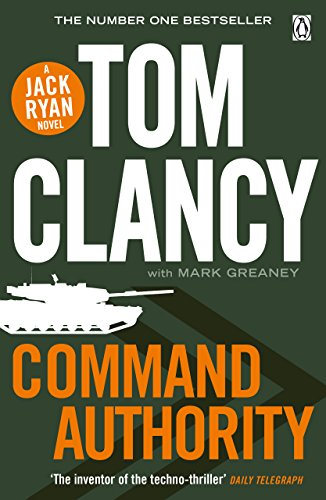 9780718179212: command authority: a jack ryan novel