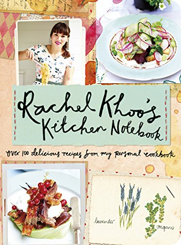 9780718179465: Rachel Khoo's Kitchen Notebook