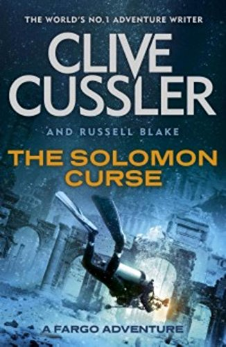 9780718179908: The Solomon Curse: Fargo Adventures #7