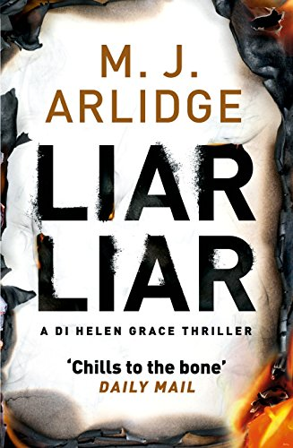9780718180829: Liar Liar: DI Helen Grace 4 (Detective Inspector Helen Grace)