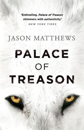 9780718181055: Palace Of Treason (Dominika Egorova 2)