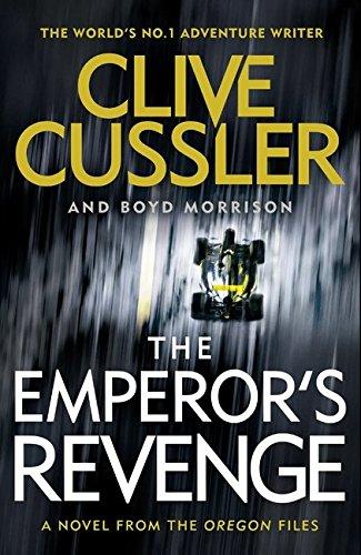 9780718182847: The Emperor's Revenge: Oregon Files #11 (The Oregon Files)