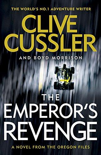 9780718182854: The Emperor's Revenge: Oregon Files #11 (The Oregon Files)