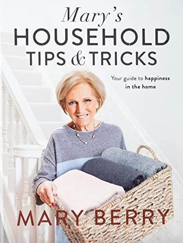 Mary's Household Tips and Tricks: Your Guide: Berry, Mary
