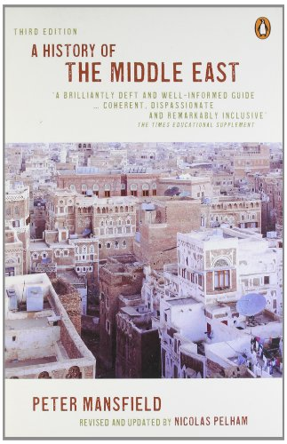 9780718192310: A History of the Middle East: 4th edition