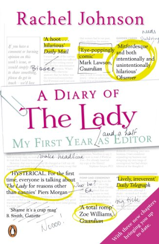 9780718192327: Diary Of The Lady,A
