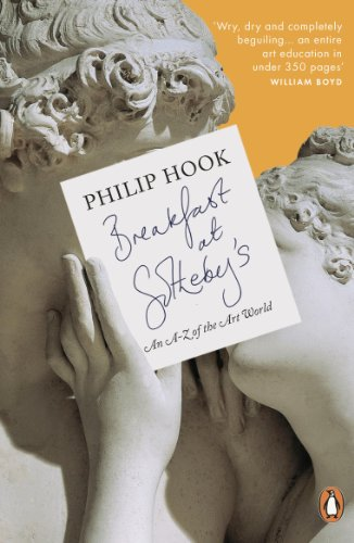 9780718192457: Breakfast at Sotheby's: An A-Z of the Art World
