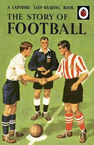 9780718193331: Ladybird Easy Reading Book The Story Of Football,A