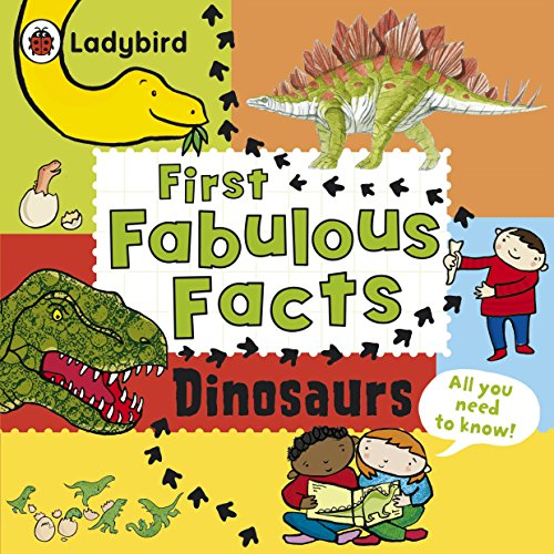 9780718193539: First Fabulous Facts Dinosaurs