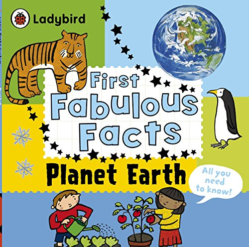9780718193560: Ladybird First Fabulous Facts Planet Earth
