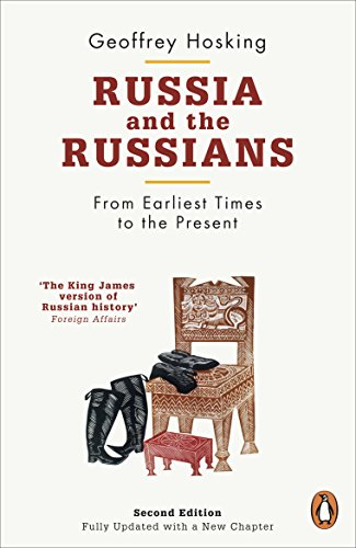 9780718193607: Russia and the Russians: From Earliest Times to the Present