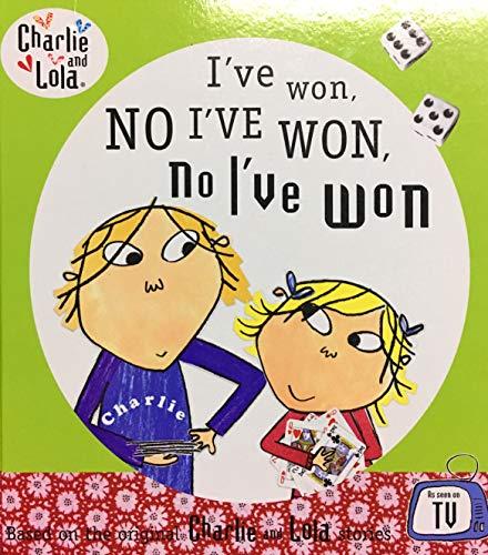 9780718193829: Charlie and Lola: I've Won, No I've Won, No I've Won!