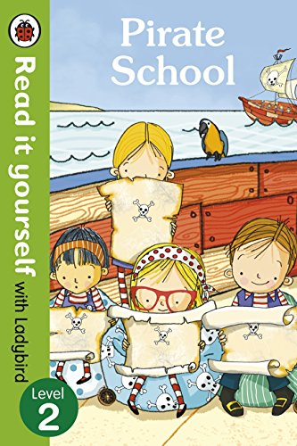 9780718194697: Pirate School - Read It Yourself With Ladybird