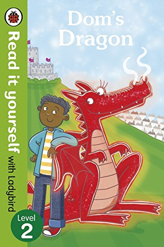 9780718194703: Dom's Dragon - Read it yourself with Ladybird: Level 2 (Read It Yourself Level 2)
