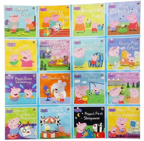 9780718195182: Peppa Pig Family Collection (16 Stories)